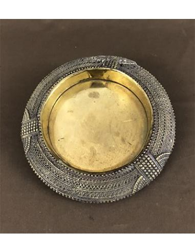Bracelet d'esclave en métal ø22cm