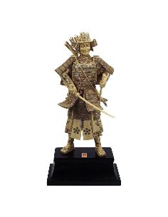 Talla de Marfil Samurái con espada (esab01940/06i)