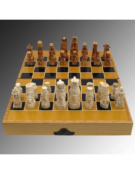 Juego de ajedrez 39x25x11cm
