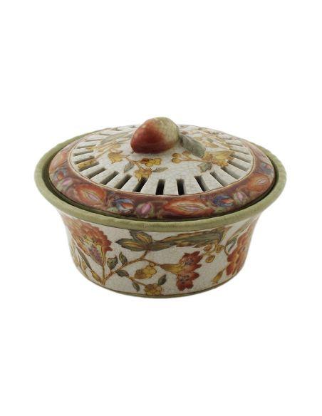 Caja de porcelana. Caja aromática 13cm -Hiti